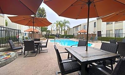 Pool, 3550 Ruffin Road #263, 0