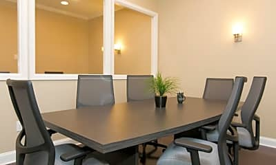 Dining Room, The Apartments at Charlestown Crossing, 2