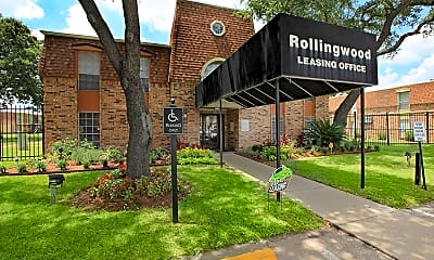 Leasing Office, Rolling Wood Apartments, 0