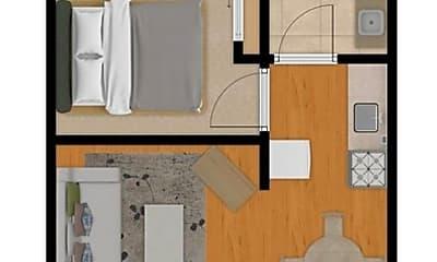 Living Room, 2040 Iuka Ave, 2