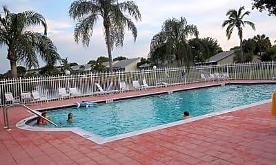 Pool, 3380 W Crown Pointe Blvd 102, 2