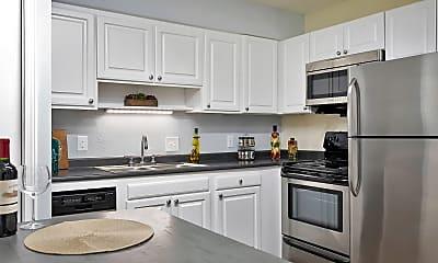 Kitchen, Kingswood Apartment, 0