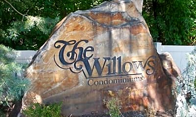 Community Signage, 5384 S Willow Ln, 2