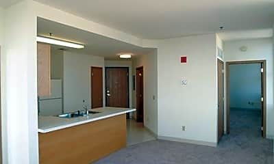 Riverfront Apartments, 1
