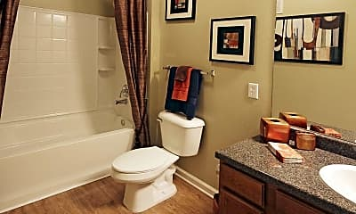 Bathroom, The Greystone Apartment Homes, 2
