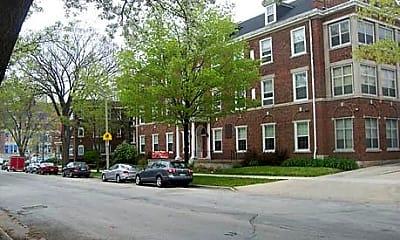 Building, Cass Street Apartments, 0