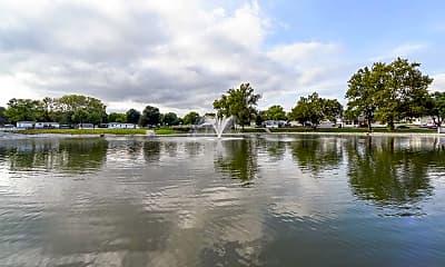 Lake, Lakeview Terrace, 1