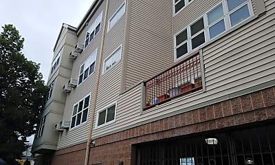 Powell Boulevard Apartments, 1