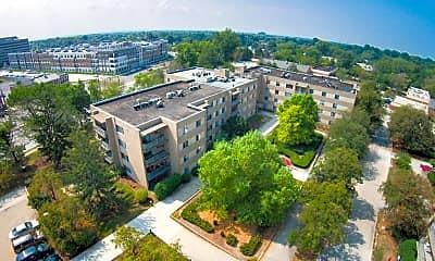 Building, Deville Apartments, 2