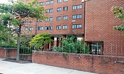 Harvey Johnson Towers, 2