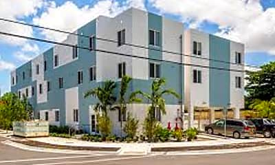 Building, 3722 NW 22nd Ave, 0