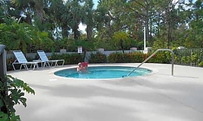 Pool, 8294 Mulligan Cir A, 2