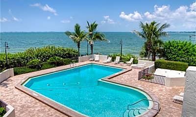Pool, 11 Sunset Dr 104, 2