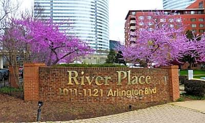 Community Signage, 1121 Arlington Blvd 410, 0