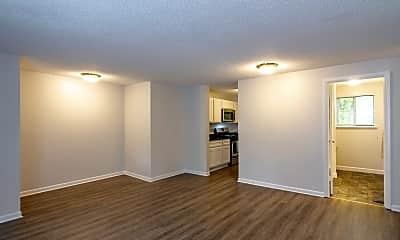 Living Room, Briar Knoll Apts, 1