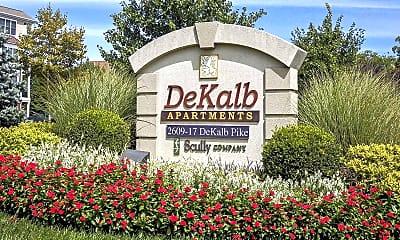 Community Signage, DeKalb, 1