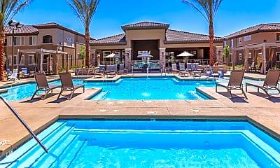 Pool, Level 25 at Durango, 1