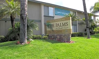 Palms at South Coast, The, 0