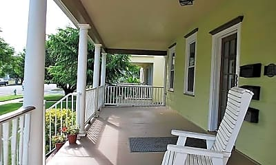 Patio / Deck, 513 7th Ave 3, 0