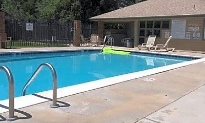 Pool, 3627 S Depew St, 2