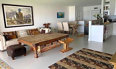 Living Room, 166 Harbor Dr 13C, 1