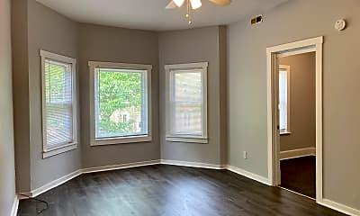 Living Room, 1635 N Drake Ave 2F, 1