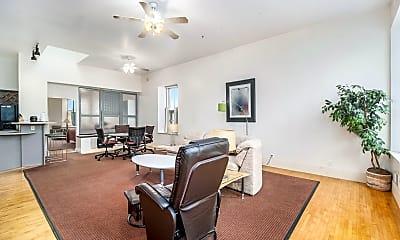Living Room, 241 Hubbard St, 1