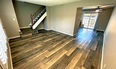 Living Room, 460 Don Correlli Ct, 1