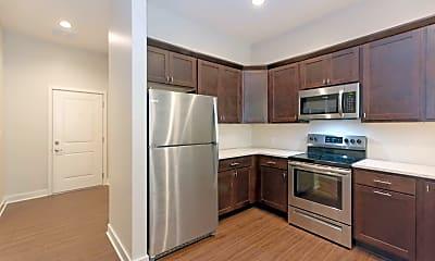 Kitchen, 101 Nott Terrace 206, 1