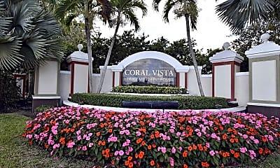 Community Signage, Coral Vista, 2