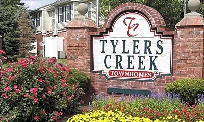 Community Signage, Tyler's Creek, 2