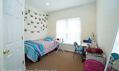 Bedroom, 1533 W. Norris St., 1