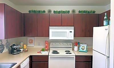 Kitchen, Rancho Del Sol Townhomes, 1