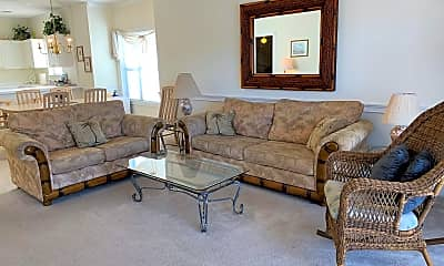 Living Room, 4827 Orchid Way, 1