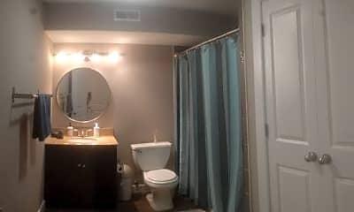 Bathroom, 609 N 18th St, 1