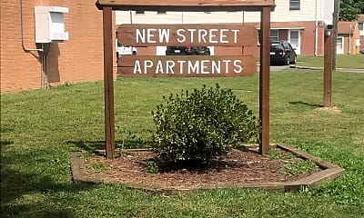 New Street Apartments, 1