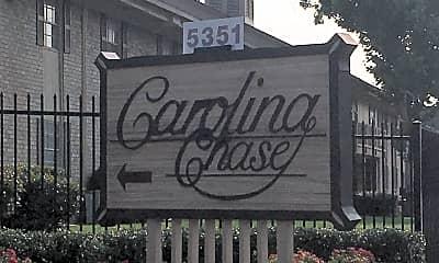 Carolina Chase, 1