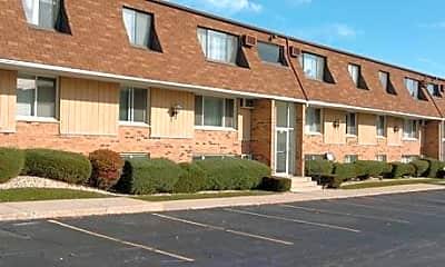 Building, Warwick Apartments, 0