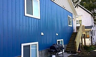 Building, 320 S Asbury St, 1