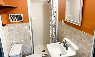 Bathroom, 411 E 11th St, 2