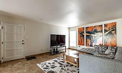 Living Room, 4950 N Miller Rd 218, 1