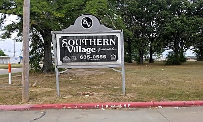 Southern Village Apartments, 1