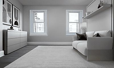 Bedroom, 2867 N Lee St, 1