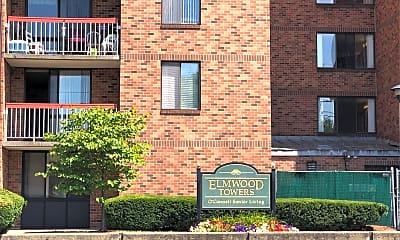 Elmwood Towers, 1