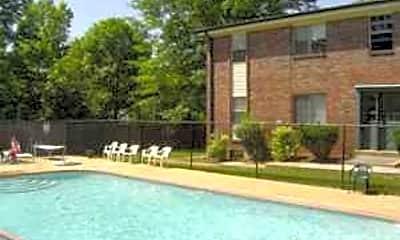 Pool, 4080 Sir Bors Ct, 1