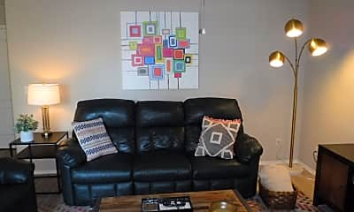 Living Room, 9151 W Greenway Rd 269, 1