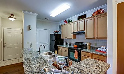 Kitchen, The Lakes at Brandon West, 0