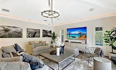Living Room, 420 Palm Cir E, 0