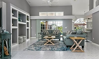 Living Room, 3891 Preserve Way, 1