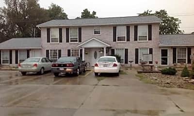 Building, Carrollton Apartments II, 0